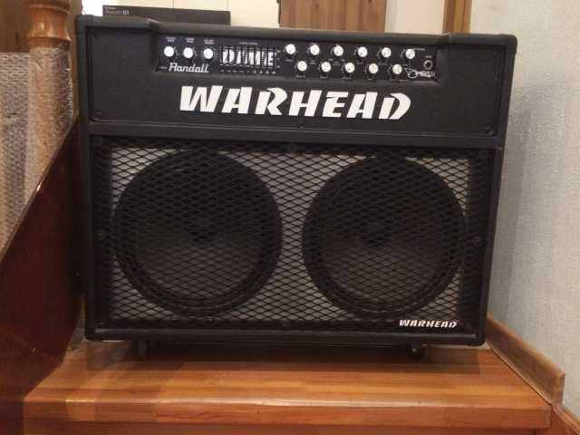 Продам Warhead Randall. Комбо версия