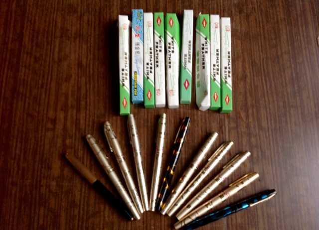 Продам Перьевая ручка White Feather 610