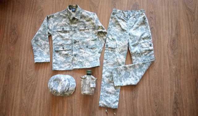 Продам Костюм военный камуфляж на 7-10 лет