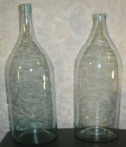 Продам: Старинные бутыли четверти