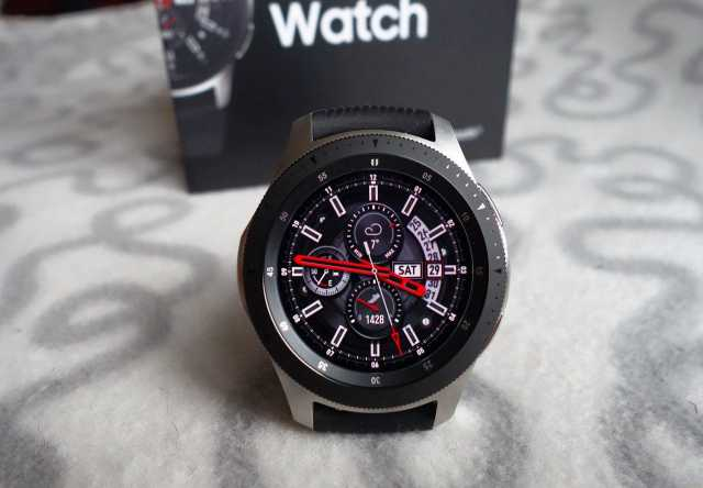 Продам Samsung Galaxy Watch 46mm