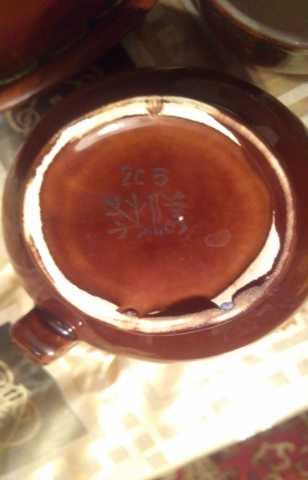Продам Сервиз из глиняной посуды СССР