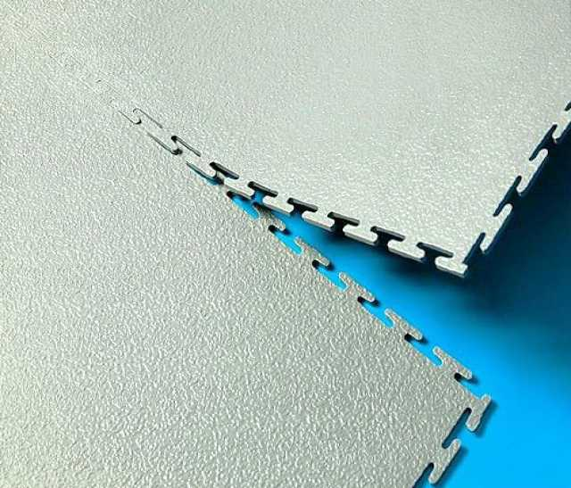 Продам: Модульное напольное покрытие ПВХ Унипол
