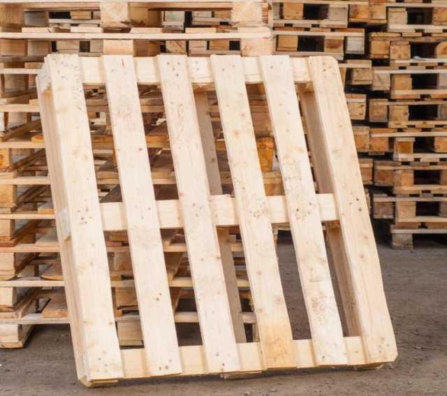 Продам: Деревянный поддон 1200х800 мм