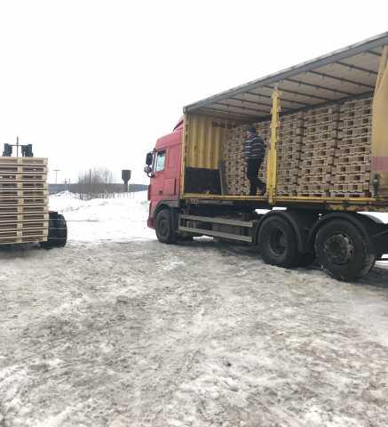 Продам: Деревянный поддон 1030х520 мм
