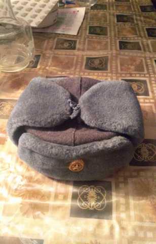 Продам Шапка армейская ушанка зима 55 размер