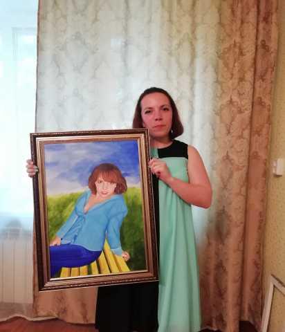 Продам Портрет по фото