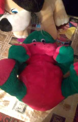 Продам: Мягкие игрушки Динозавр Дракон