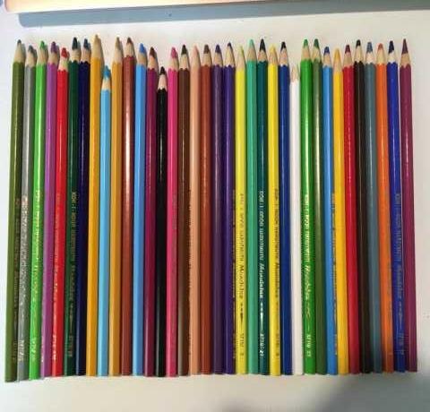 Продам Акварельные карандаши Koh-i-Noor
