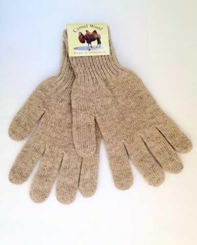 Продам Перчатки из 100% верблюжьей шерсти