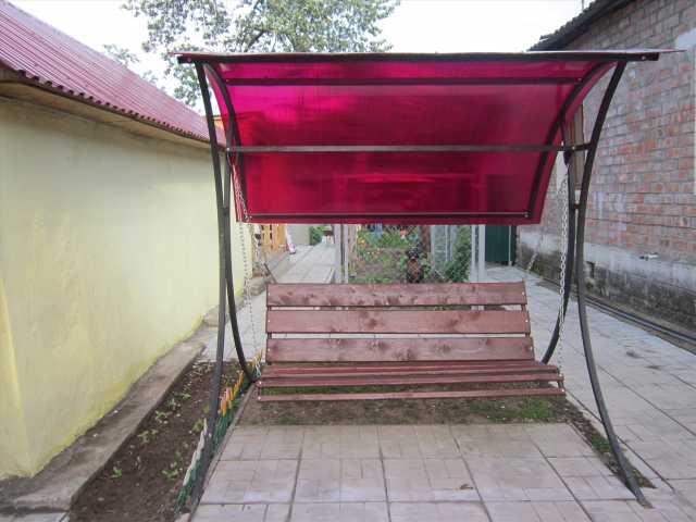 Продам Разборные садовые качели