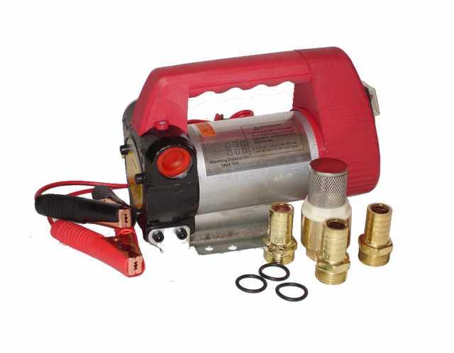 Продам Мобильный насос для дизтоплива DYB-40
