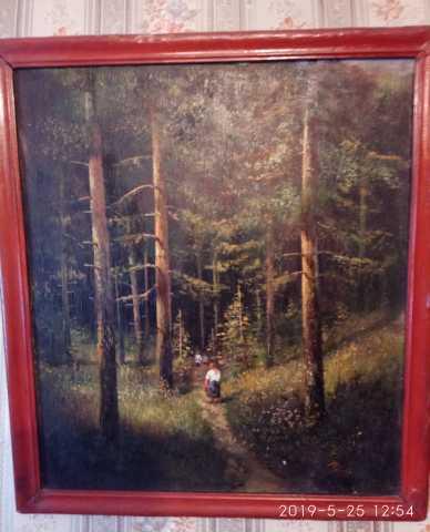 Продам Картина 19 века