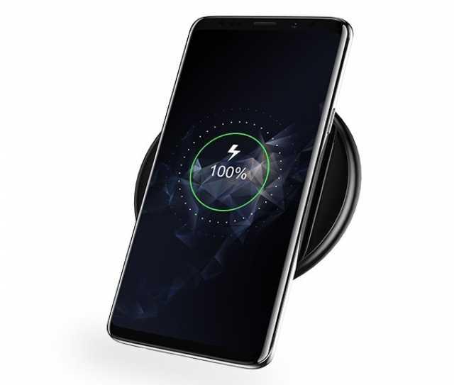 Продам беспроводная зарядка для смартфона