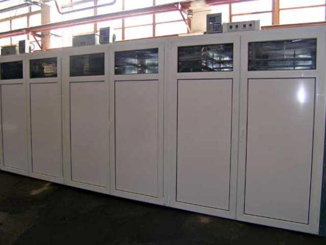 Продам Промышленный инкубатор для птицы ИУП-Ф