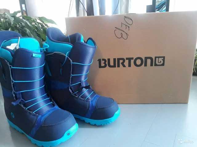 Продам Сноубордические ботинки Burton Moto № 17