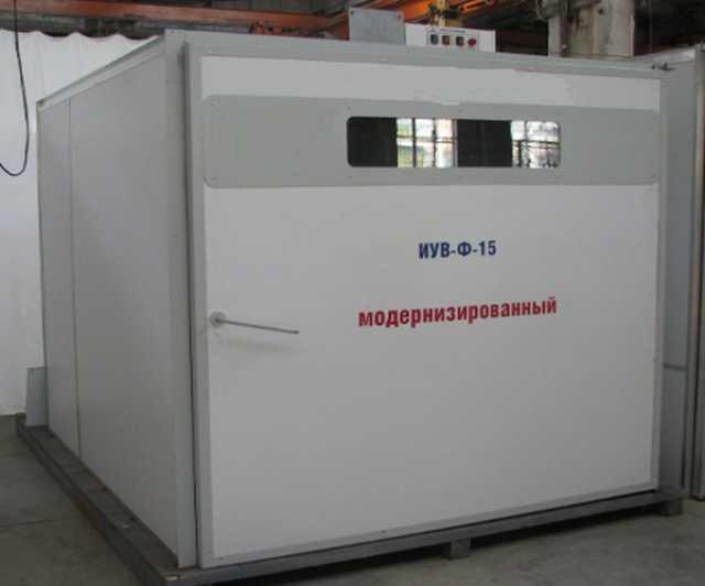 Продам Инкубатор универсальный выводной ИУВ-Ф-1