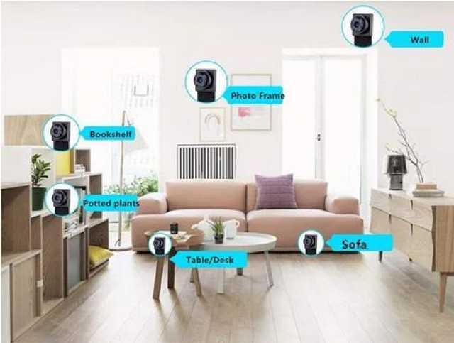 Продам портативная WiFi IP мини камера