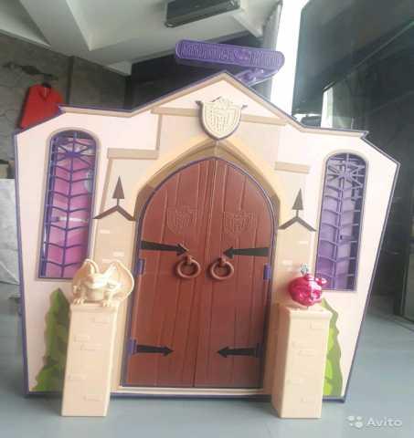 Продам Кукольный дом Школа монстров Monster Hig