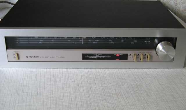Продам Тюнер PIONEER TX408L