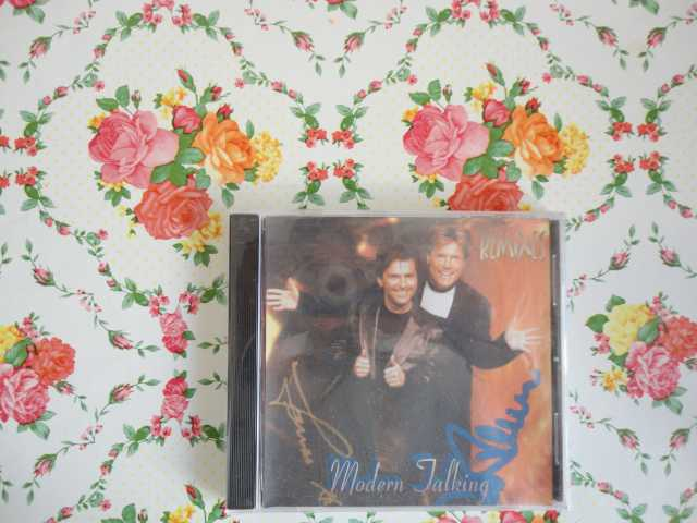 Продам: CD Modern Talking 3