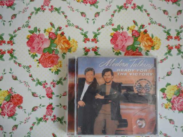 Продам: CD Modern Talking13