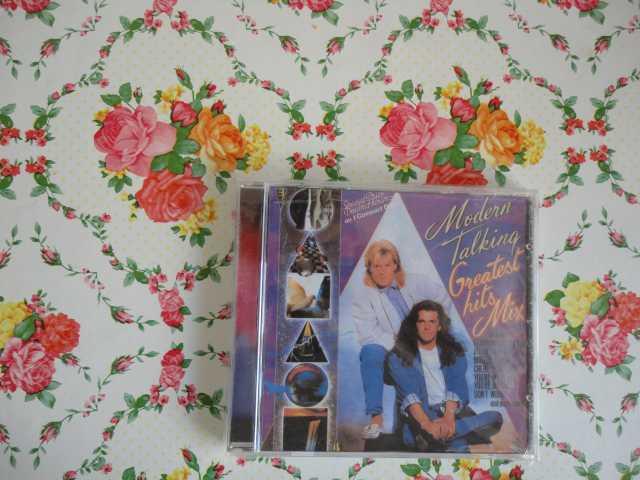 Продам: CD Modern Talking 15