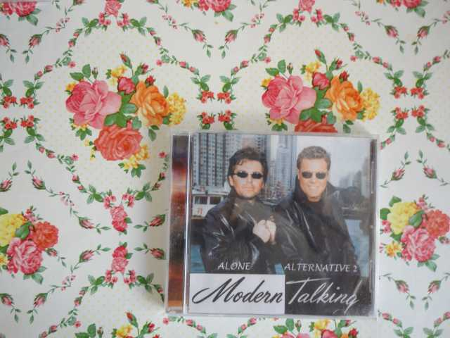 Продам: CD Modern Talking 12