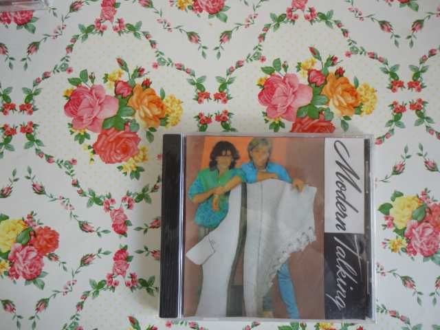 Продам: CD Modern Talking 10