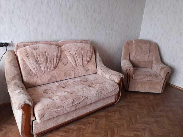Продам: раскладной диван с креслом-кровать