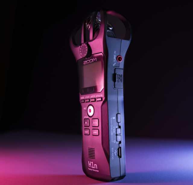 Продам Рекордер Zoom H1n