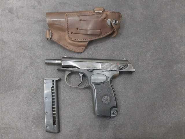 Продам пистолет ПМ 411-СХП