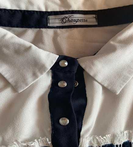 Продам: Блузка школьная choupette 146-76-66