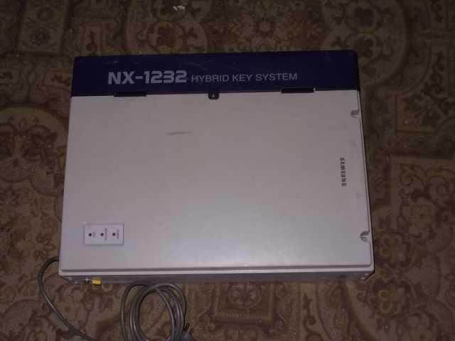 Продам Мини Атс гибридная SAMSUNG NX-1232