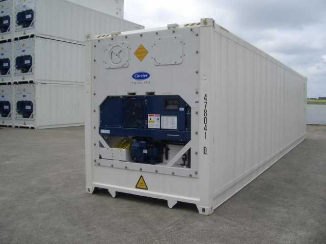 Продам: Контейнеры рефрижераторные HC 40 футов (