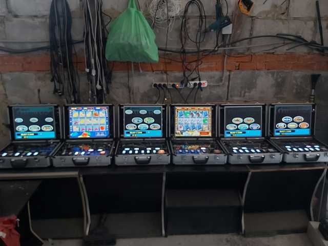 Продам Игровые автоматы,чемоданы гаминатор