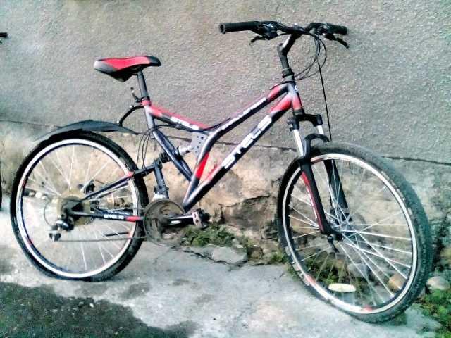 Продам Велосипед Stels черно-красный