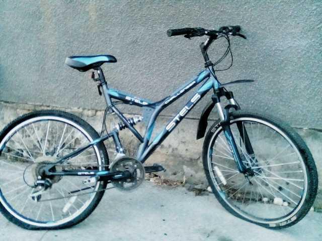 Продам Велосипед Stels сине-черный