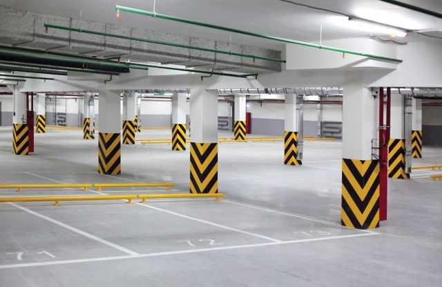 Предложение: аренда парковочного места