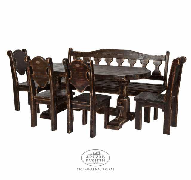 Продам Комплект мебели из массива