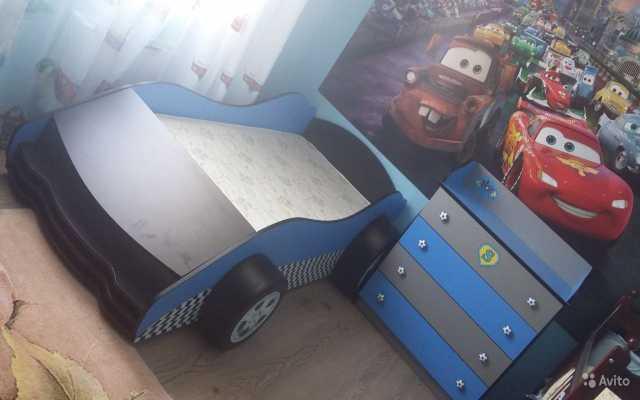 Продам: детскую кроватку