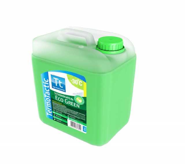 Продам Теплоноситель TermoTactic EcoGreen 10 кг