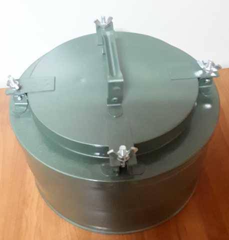 Продам: Термос для еды с широким горлом металлич