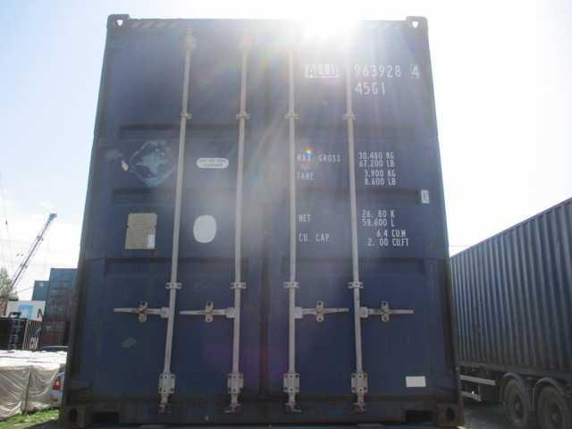 Продам 40 Футовый контейнер