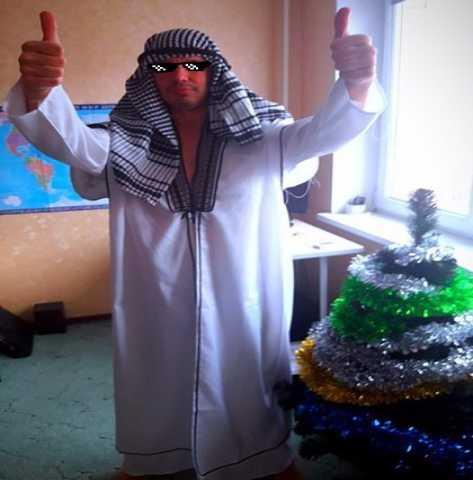 Продам: Костюм Арабского, Восточного Шейха