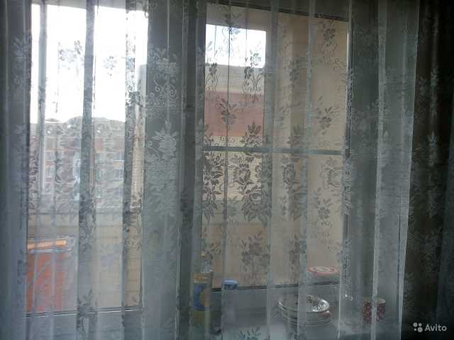 Продам Занавеска, тюль для комнаты, кухни