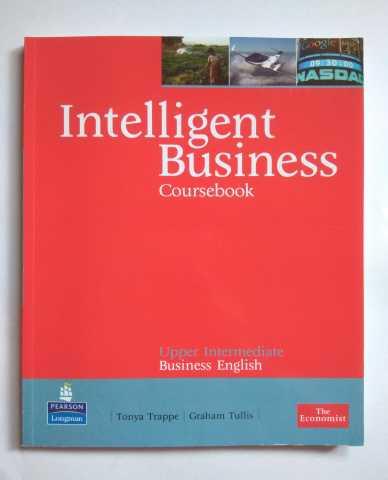 Продам Intelligent business (Coursebook)