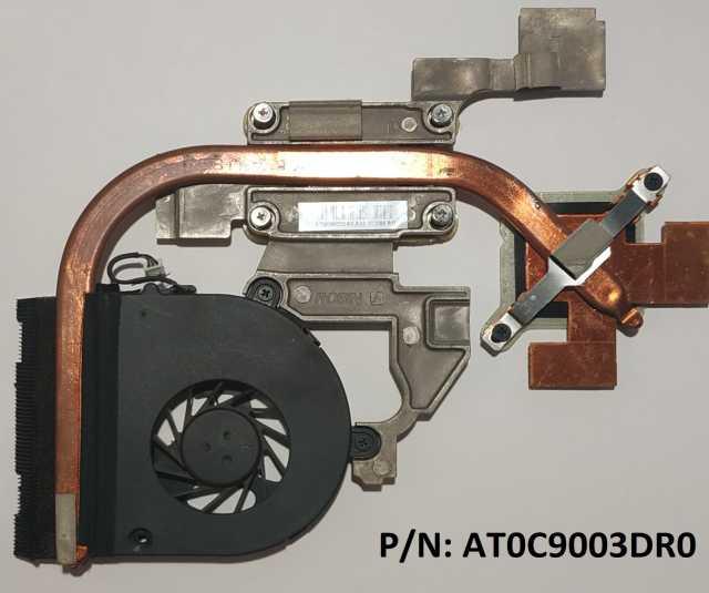 Продам Система охлаждения Acer TravelMate 5740