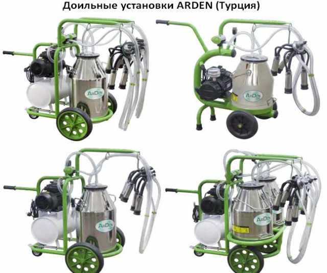 Продам Доильный Аппарат (Турция)