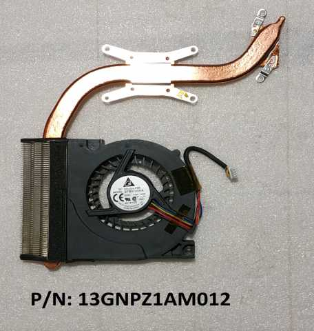 Продам Система охлаждения ASUS X50/F5